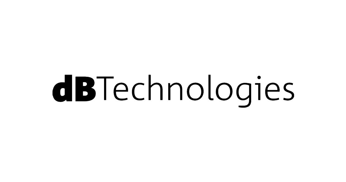 Strona producenta DB TECHNOLOGIES