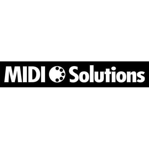 Strona producenta MIDI SOLUTIONS