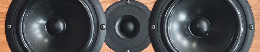 Głośniki pełnopasmowe i koaksjalne