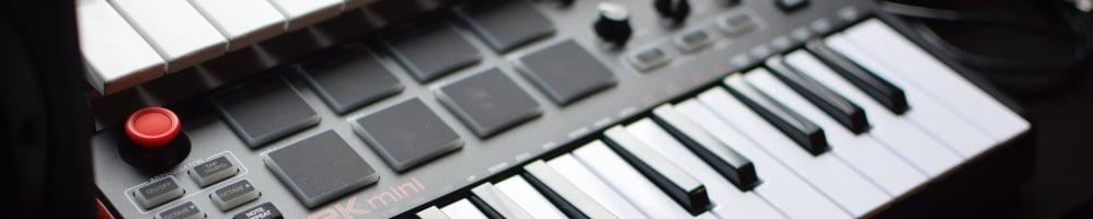 Kontrolery MIDI