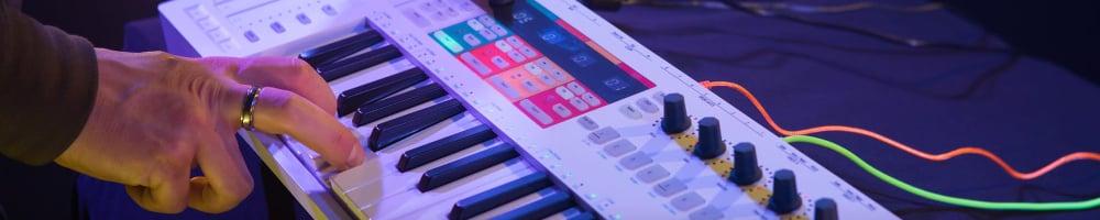 Pozostałe Kontrolery MIDI/USB