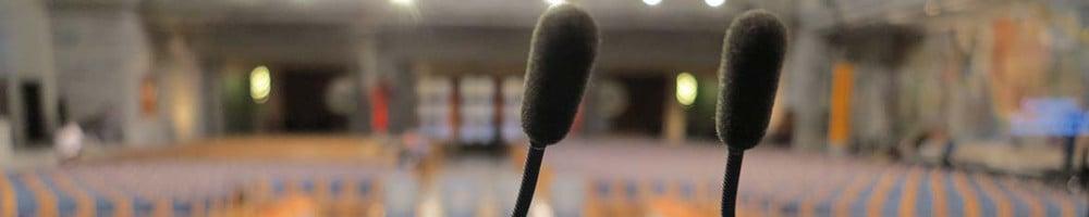 Mikrofony Konferencyjne