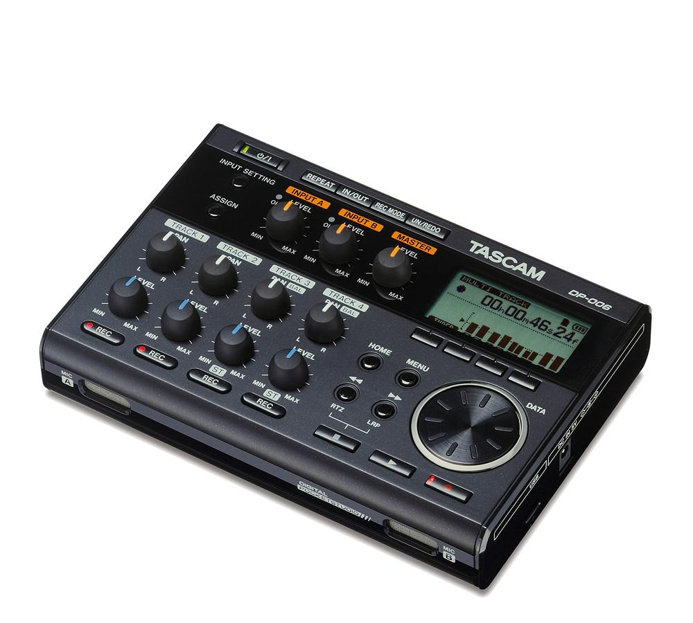Tascam DP-006 Rejestrator