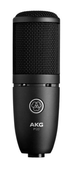 AKG P-120 - mikrofon pojemnościowy