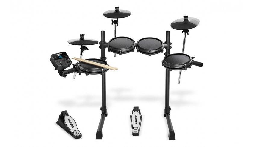 Alesis Turbo Mesh Kit  - Perkusja elektroniczna