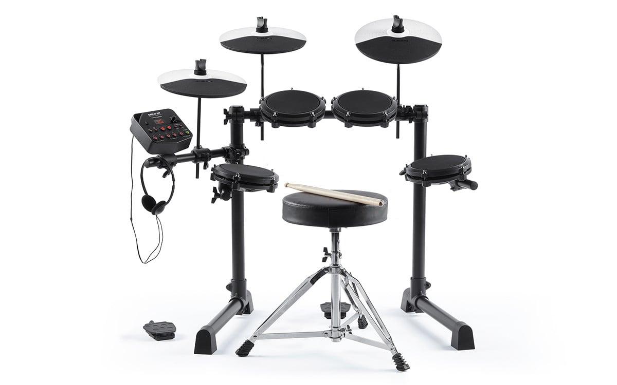 Alesis Debut Kit - Cichy elektroniczny zestaw perkusyjny