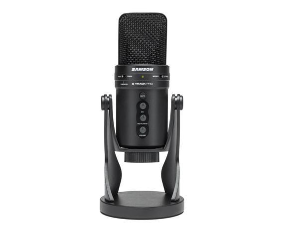 Samson GTRACK PRO USB - wielko-membranowy mikrofon pojemnościowy
