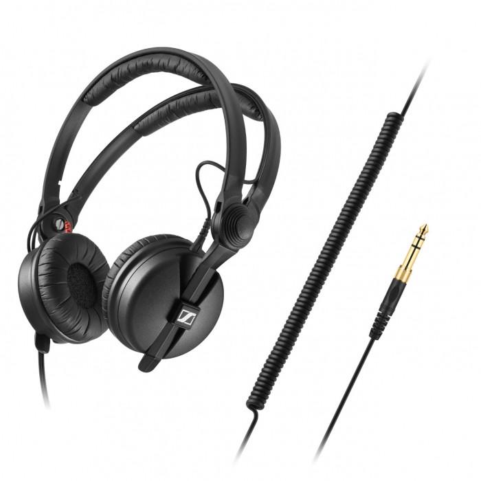 Sennheiser HD 25 PLUS - Słuchawki profesjonalne, zamknięte