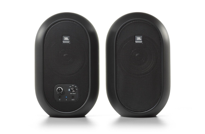 JBL 104 SET-BT BLACK - Koaksjalne monitory z Bluetooth