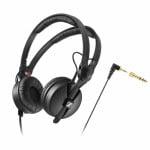 Sennheiser HD 25 - Słuchawki profesjonalne, zamknięte, przewód prosty