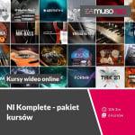 Musoneo - Kurs Native Instruments Komplete - paczka 6 kursów - kurs video PL (wersja elektroniczna)