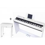 THE ONE- SMART KEYBOARD PRO- WHITE + THE ONE- MJ00 + THE ONE- T1AB