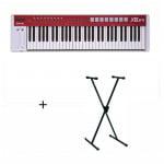 MIDIPLUS- X6 PRO + Statyw - Klawiatura sterująca - kontroler USB / MIDI plus statyw