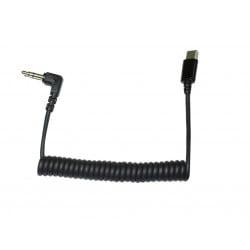 CKMOVA AC-UC3 - kabel 3,5mm TRS - USB C