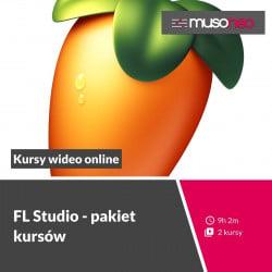 MUSONEO - FL STUDIO - PAKIET KURSÓW (WERSJA ELEKTRONICZNA)