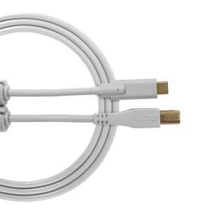 UDG ULT Cable USB 2.0C-B White ST 1,5m