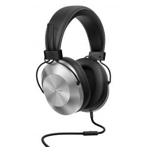 Pioneer SE-MS5T S - słuchawki (Srebrne)
