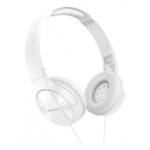 Pioneer SE-MJ503 W - słuchawki dynamiczne (Białe)