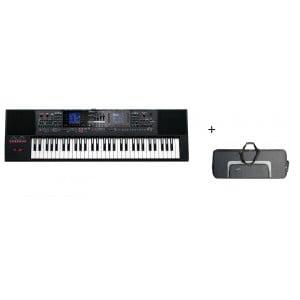 Roland E-A7 - KEYBOARD + Pokrowiec Canto SKB3