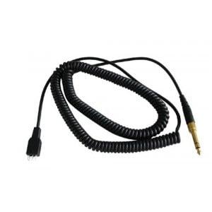 """beyerdynamic WK 250.07 - Zwijany kabel połączeniowy z wtyczką mini-jack (3,5 mm) i adapterem ¼ """"(6,35 mm)"""