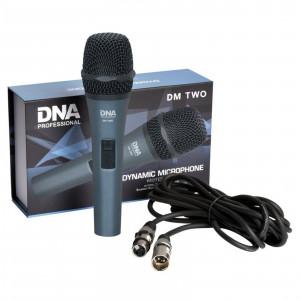 DNA DM TWO mikrofon wokalowy + przewód 5 m