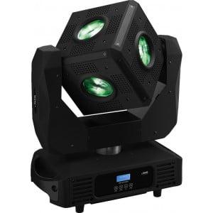 IMG STAGELINE CUBE-630/RGBW Ruchoma głowa diodowa