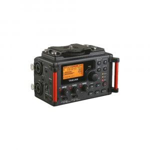 Tascam DR-60DMK2 cyfrowy rejestrator audio