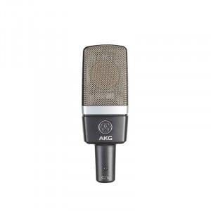 AKG c 214 - Mikrofon pojemnościowy wielkomembranowy.