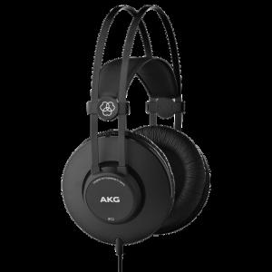 AKG K52 zamknięte słuchawki