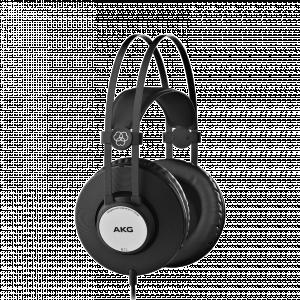 AKG K 72 - zamknięte słuchawki nauszne