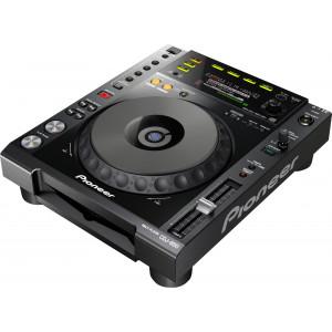 PIONEER CDJ-850-K -  Odtwarzacz CD/USB