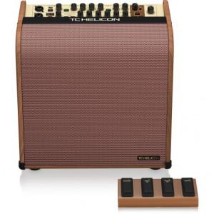 TC Helicon Harmony V60 - wzmacniacz do instrumentów akustycznych z procesorem wokalnym