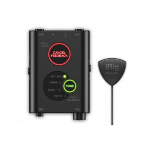 IK Multimedia iRig Acoustic Stage - Interfejs audio