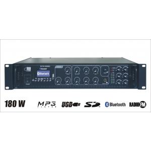 RH SOUND 100V ST-2180BC+FM+BT - wzmacniacz