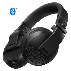 PIONEER HDJ-X5BT-K - czarne słuchawki bezprzewodowe Bluetooth