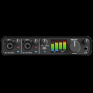 MOTU M4 - interfejs audio