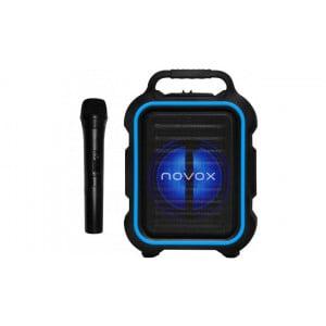 Novox MOBILITE BLUE - Mobilny system nagłośnieniowy