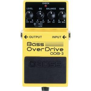 Boss ODB-3 - BASS TURBO OVERDRIVE