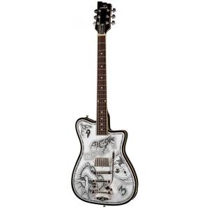 Duesenberg Alliance Johnny Depp - gitara elektryczna