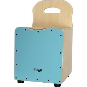 Stagg CAJ-KID BL - Cajon dla dzieci