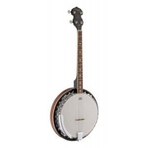 Stagg BJM-30 4DL - banjo czterostrunowe