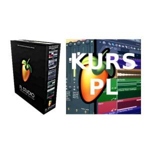 FL Studio 12 Producer Edition wersja elektroniczna download + kurs video online PL
