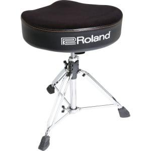 Roland RDT-S - SADDLE DRUM THRONE, VELOURS SEAT