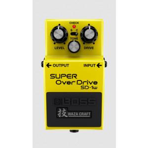 Boss SD-1W - SUPER OVERDRIVE