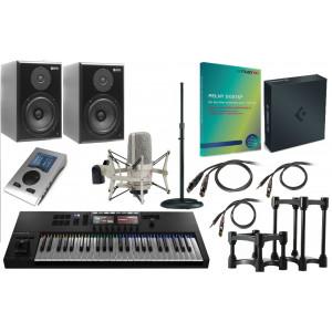 SUPER STUDIO PRO - komplety zestaw do produkcji muzyki