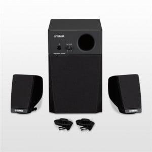 Yamaha GNS-MS01 - Dedykowany system głośników 2.1 dla stacji roboczych Genos.