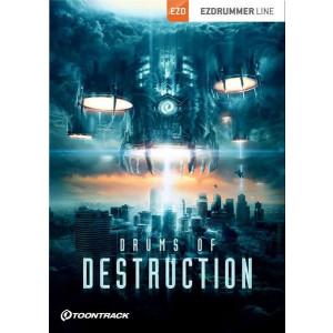Toontrack Drums of Destruction EZX (licencja)