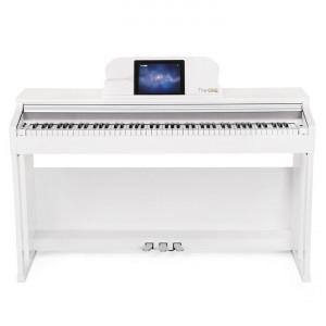 THE ONE- SMART PIANO WHITE (TOP 1) - Pianino cyfrowe