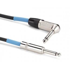 Samson TI10 - 3 mtr kabel instrumentalny JACK - JACK - 6mm, PVC