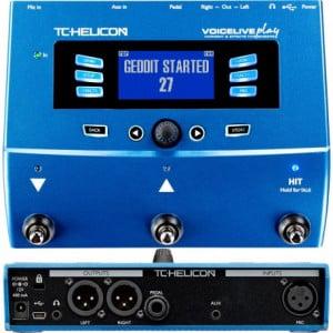 TC Helicon VoiceLive Play Harmonizer/multiefekt wokalowy